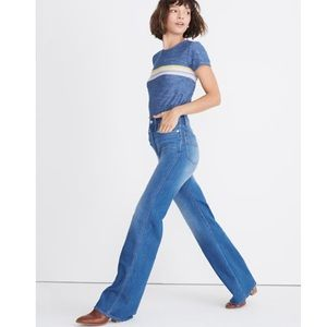 Madewell High Rise Jeans, New